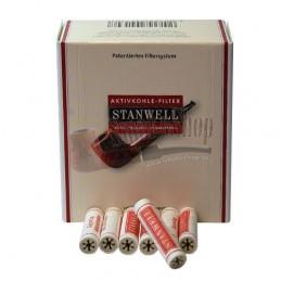 Fajkový filter Stanwell 100ks