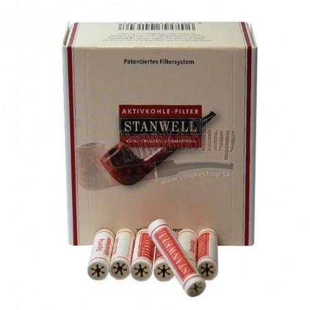 Fajkový filter 9mm STANWELL 40ks