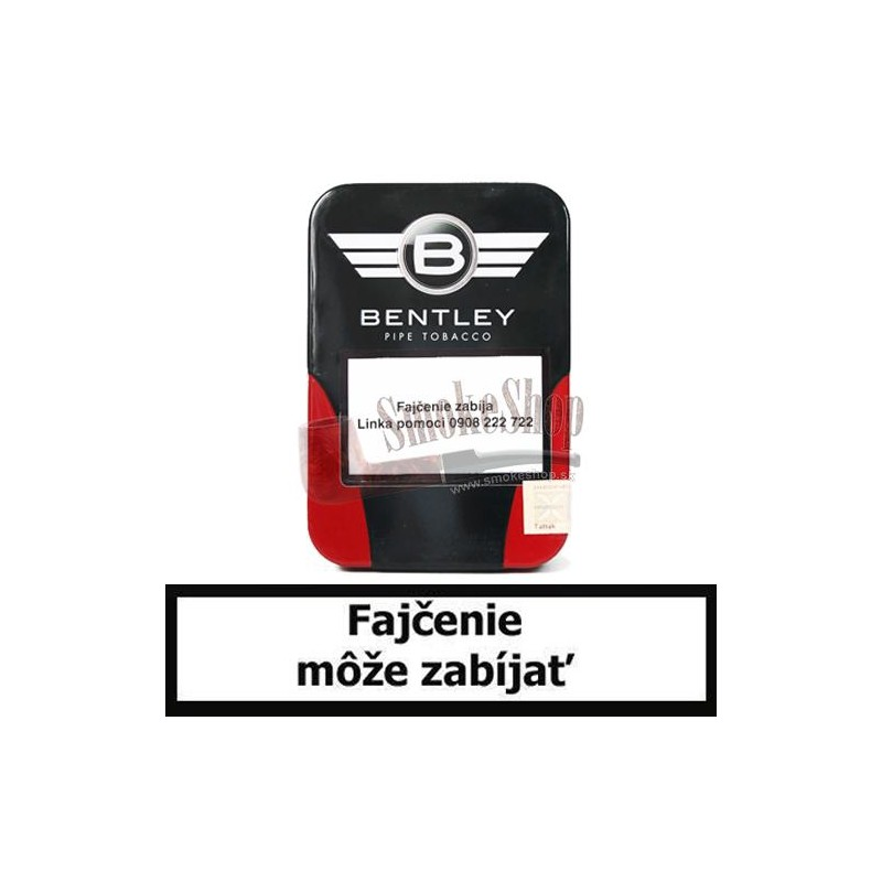 Fajkový tabak BENTLEY Virginia Honey 100g