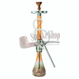 Vodná fajka Venedig 81 cm (Jantár/Amber) Aladin