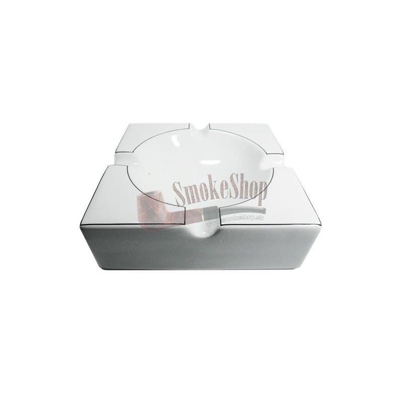 Popolník na cigary mega silver