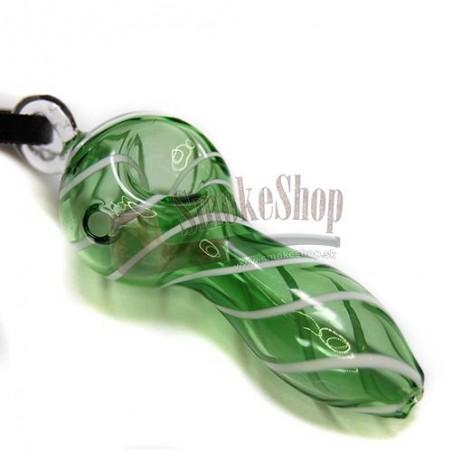 Šlukovka pyrex Green