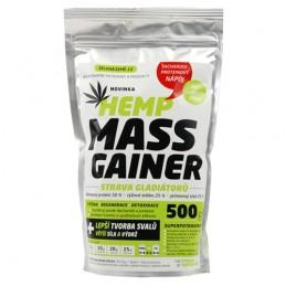Konopný gainer Fitness 500g