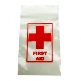 Zip-lockový sáčok First Aid