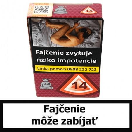 Tabak do vodnej fajky AL FAKHER 50 g - SLIVKA