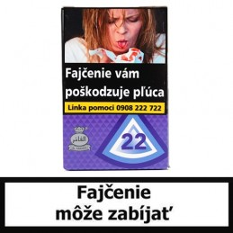 Tabak do vodnej fajky AL FAKHER 50 g - Čučoriedka