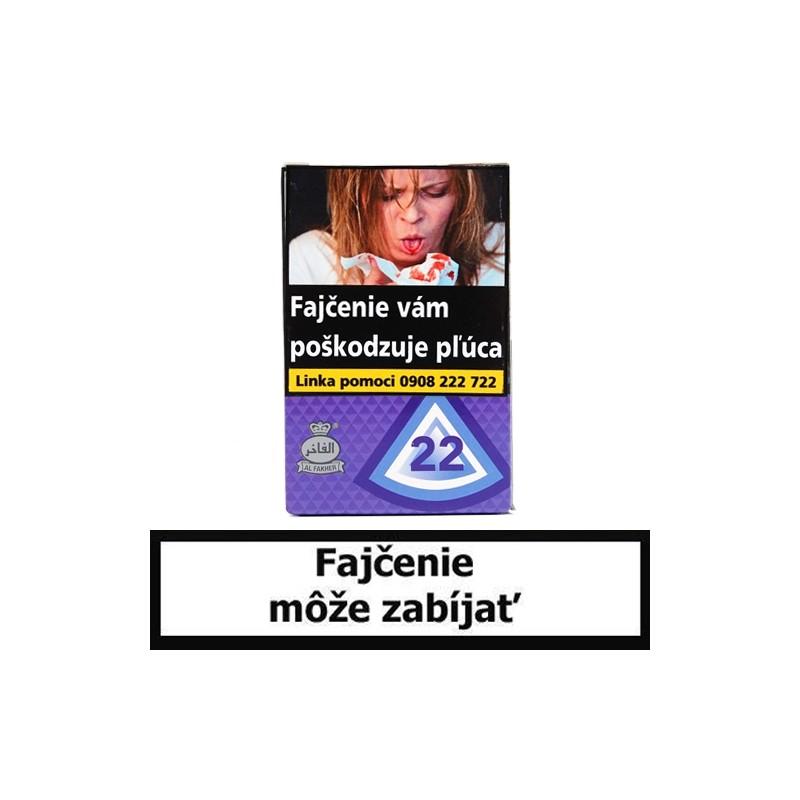 AL FAKHER 50g - čučoriedka