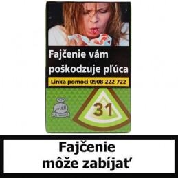 Tabak do vodnej fajky AL FAKHER 50 g - Kiwi