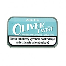 Žuvací tabak Oliver Twist Arctic 7g