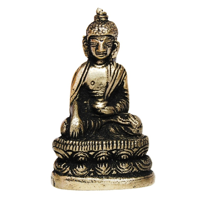 Soška mini Buddha V