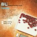 Váha BL digitálna MP3 0,01g