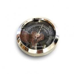 Hygrometer Black do humidoru