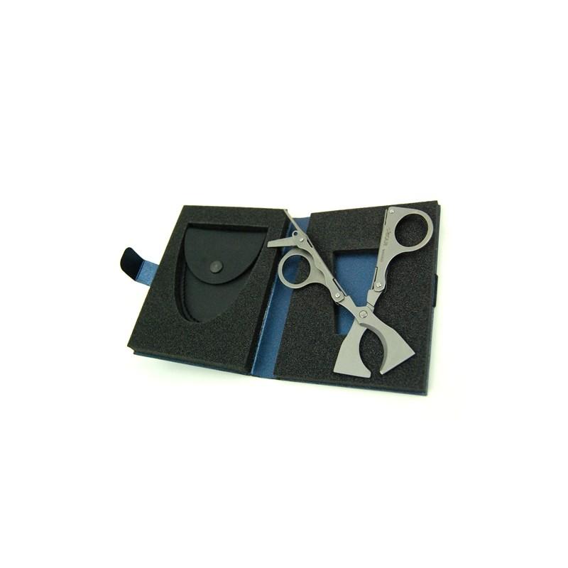 MTX Tool, skladacie nožnice na cigary - matné