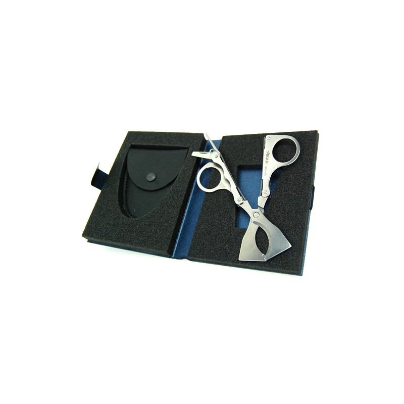 MTX Tool, skladacie nožnice na cigary - lesklé