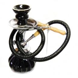 Vodná fajka Smoke mini (čierna)