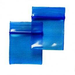 Zip sáčky Blue 18x18