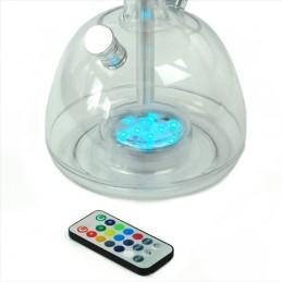 LED svetlo7cm na vodné fajky a bongá