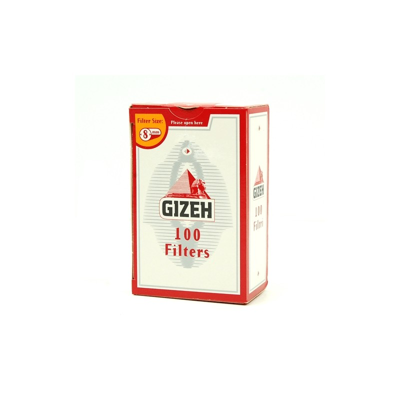 Filter Gizeh  8mm /100kusov