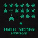 Rasta tričko High Score