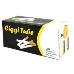Cigaretové dutinky Ciggi 200ks.