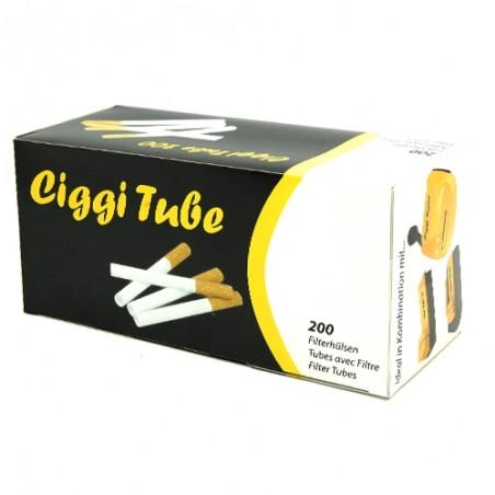 Cigaretové dutinky Ciggi 200ks