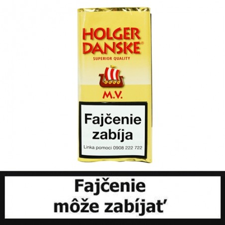 Fajkový tabak Holger Danske Mango and Vanilla 40g