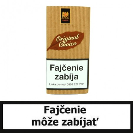 Fajkový tabak Mac Baren Original Choice 40g