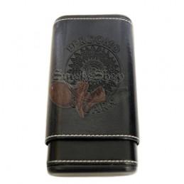 Púzdro na cigary Perdomo - Čierne