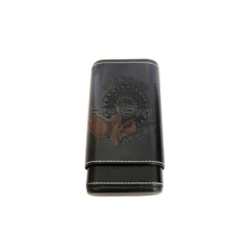 Púzdro PERDOMO na cigary - čierne