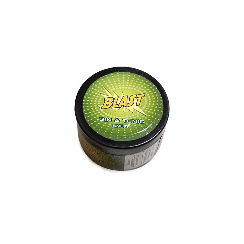 Šnupací tabak Blast - Gin & Tonic 25g