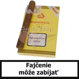 Kubánske cigary Montecristo No.4