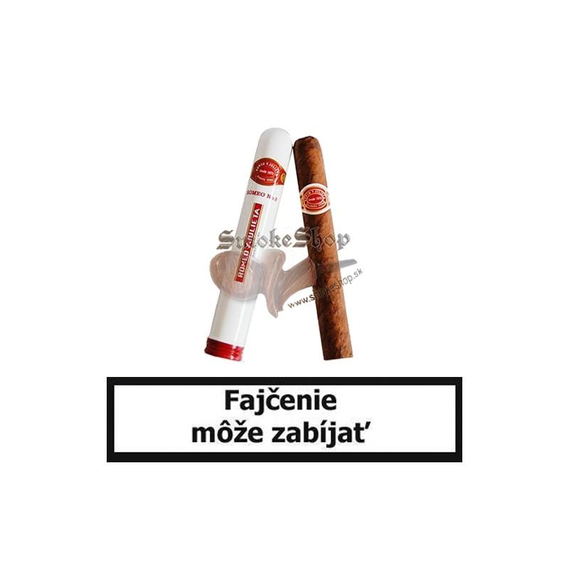 Kubánske cigary Cigary Romeo y Julieta No.2 tubos 1kus