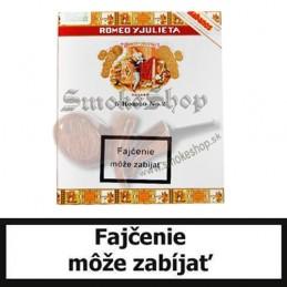 Cigary Romeo y Julieta No.2 Tubos - Balenie 5 ks
