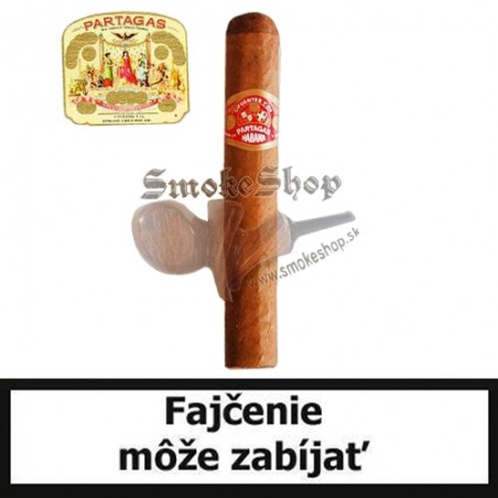 Kubánske cigary Partagas Shorts