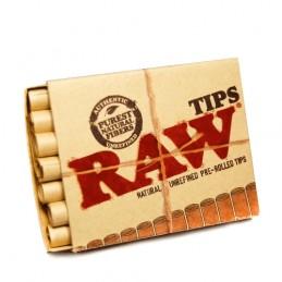RAW papierové predrolované filtre 21 ks
