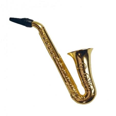 Šlukovka fajka saxofón so sitkami