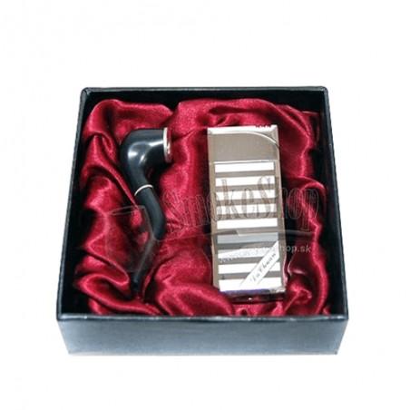 Šlukovka Gentelo zapaľovač + mini fajka