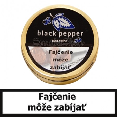 Fajkový tabak Vauen Black Pepper 50g