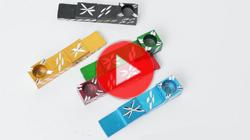 Šlukovka fajka magnet odkaz na video