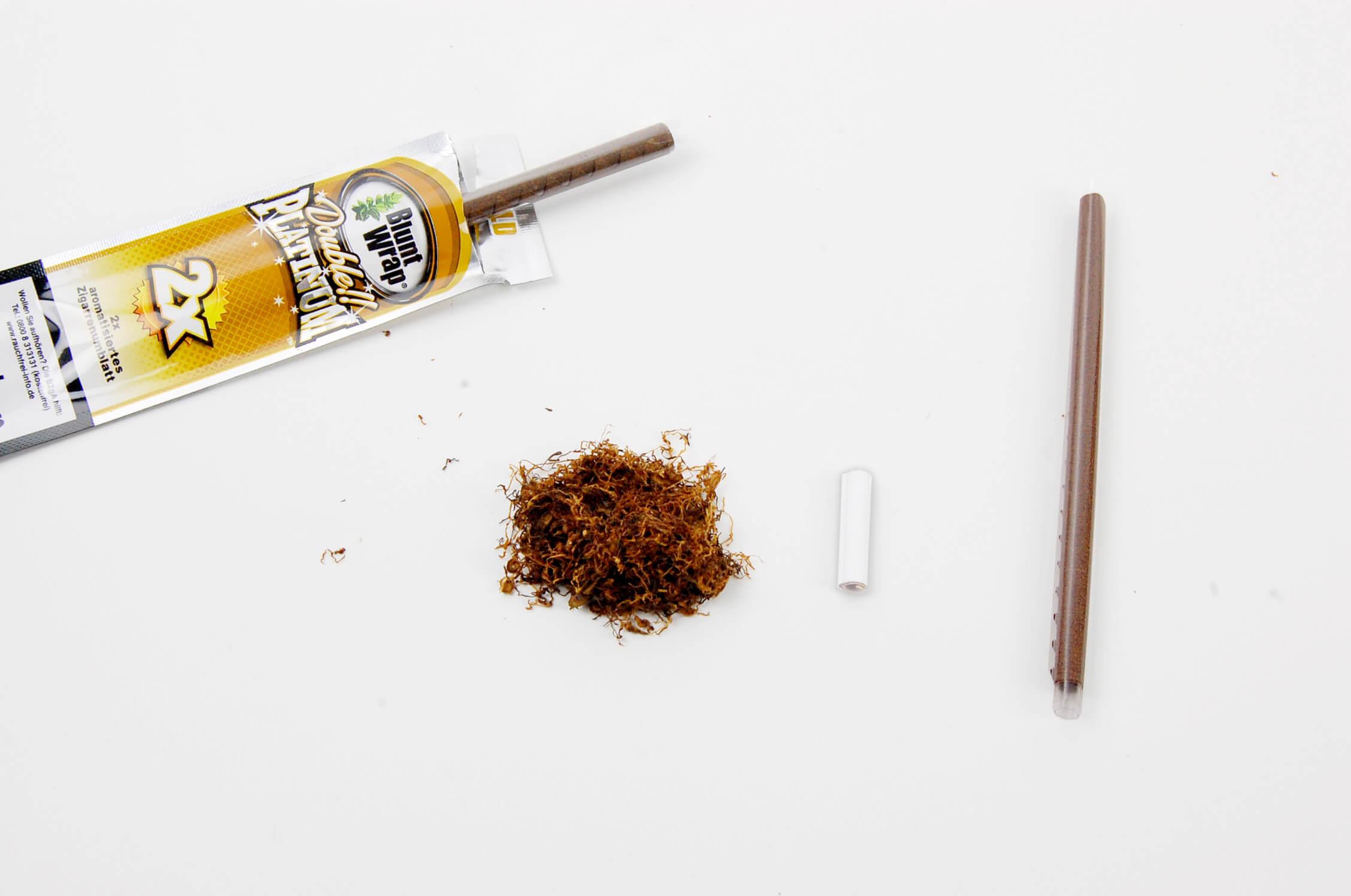 blunt, tabak, filter