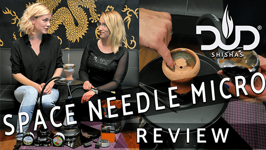 dud space needle micro videorecenzia