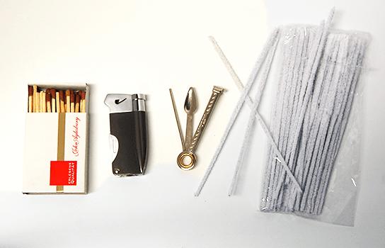 fajkové príslušenstvo - fajkové zápalky, fajkový zapaľovač, fajkový príbor, fajkové čističe