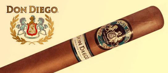 Majster Pepe Garcia kubánske cigary Don Diego