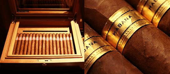 humidor a cigary Habano